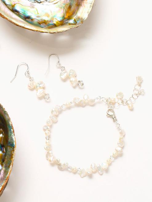 Huahine Bracelet - White