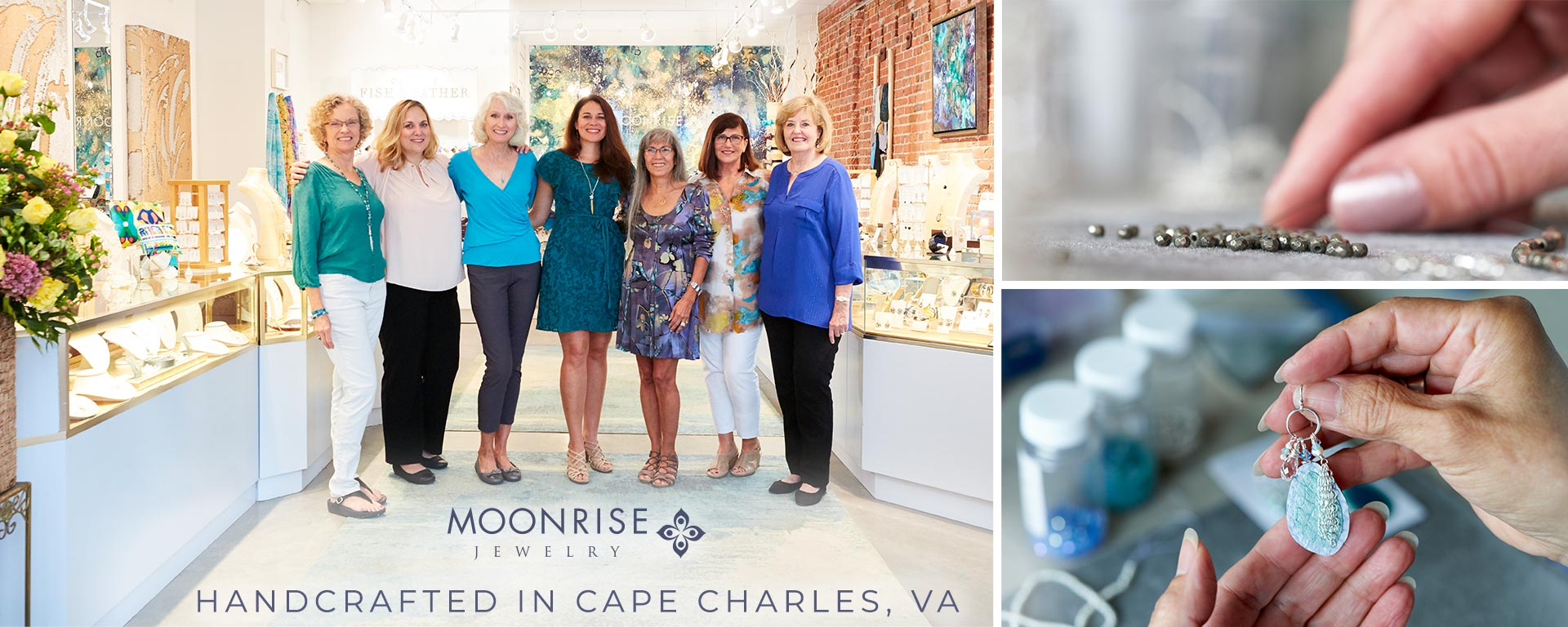 Handcrafted in Cape Charles