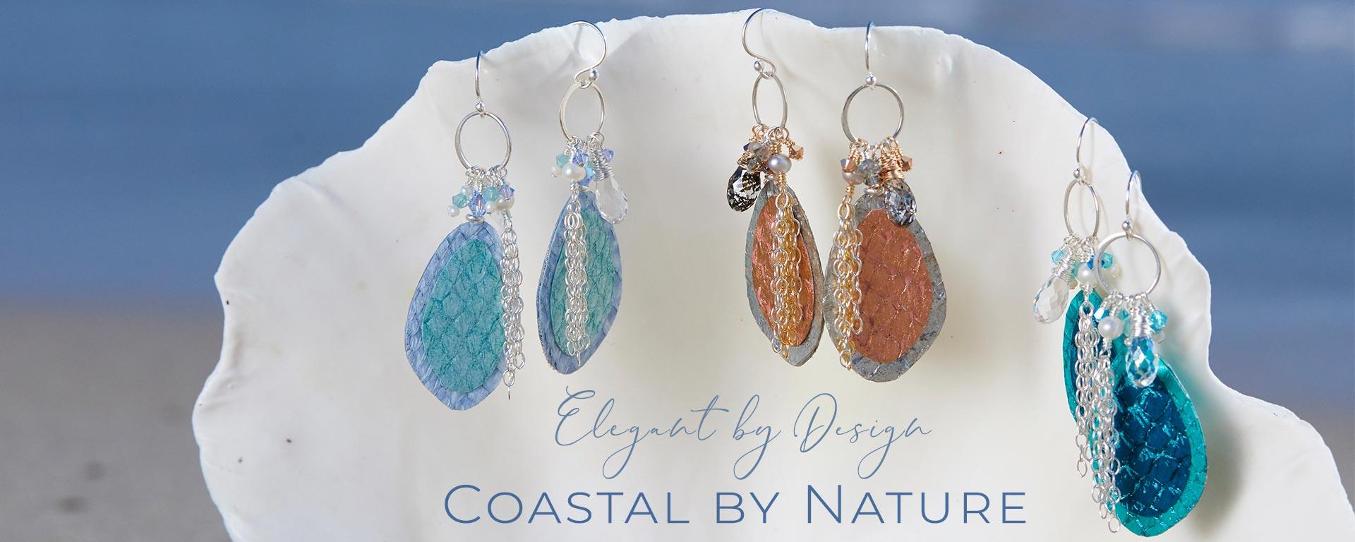 Elegant by Design. Coastal by Nature.