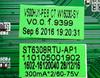 Westinghouse WD50FB2530 Main board ST6308RTU-AP1 / W16030-SY / V500HJ1-PE8