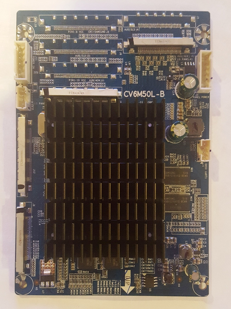 PANASONIC TC-55CX420U FRC BOARD CV6M50L-B / 890-109-6M50