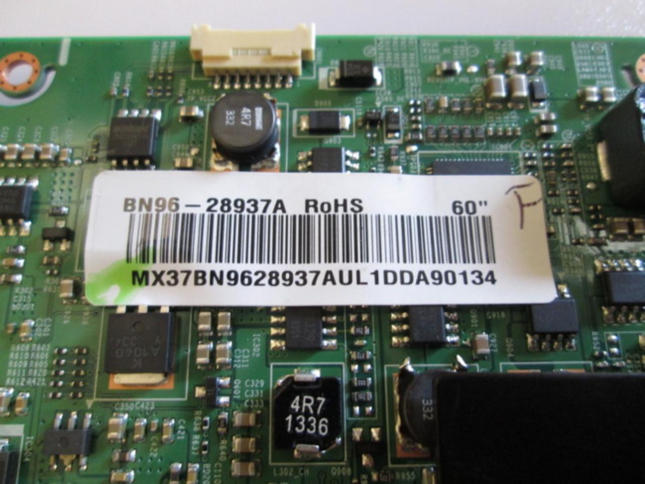 SAMSUNG UN60F6350AFXZA T-CON BOARD BN41-01947A / BN97-07071B / BN96-28937A