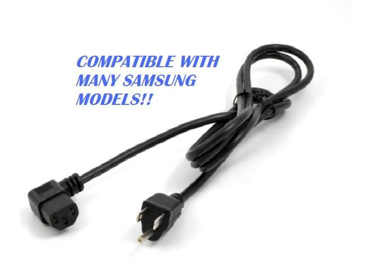 Samsung HL-S6187W HL-S6188W HL-S5679W Power Cord//Cable