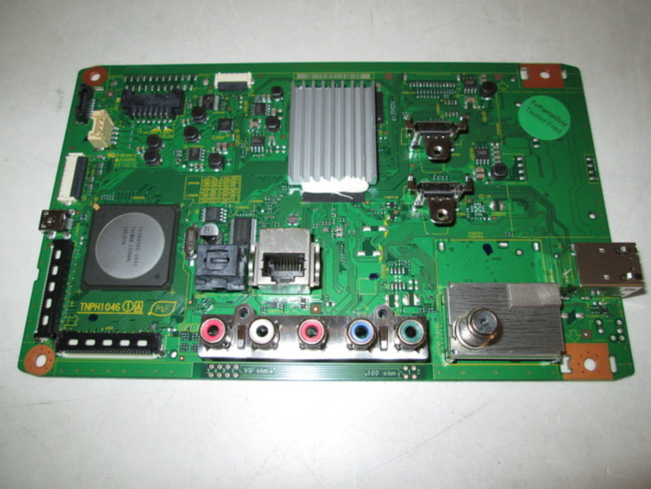 PANASONIC TC-P65S60 MAIN BOARD TNPH1046UE