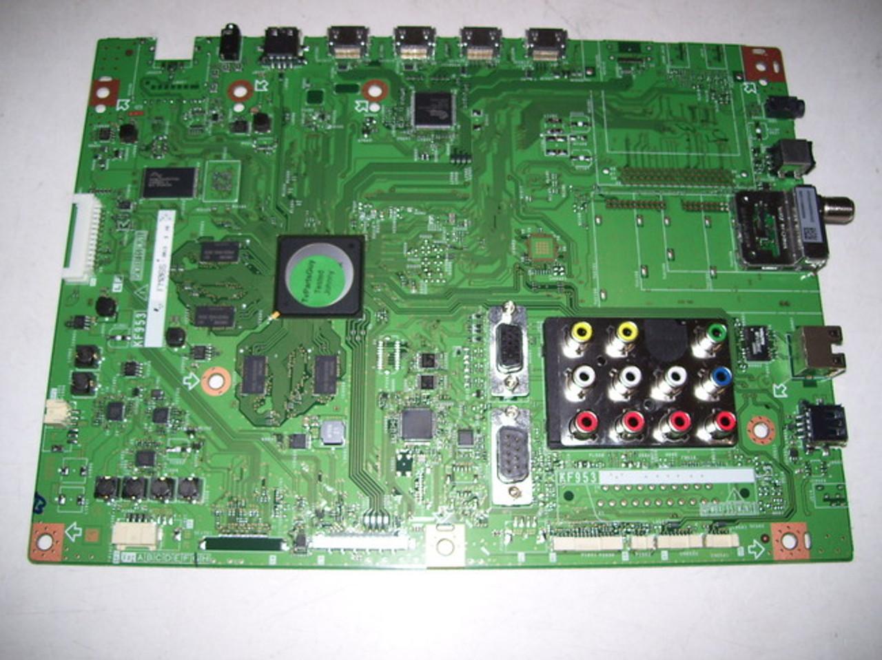 SHARP LC-60LE757U MAIN BOARD KF953 / DKEYMF953FM06 (VER: 1)