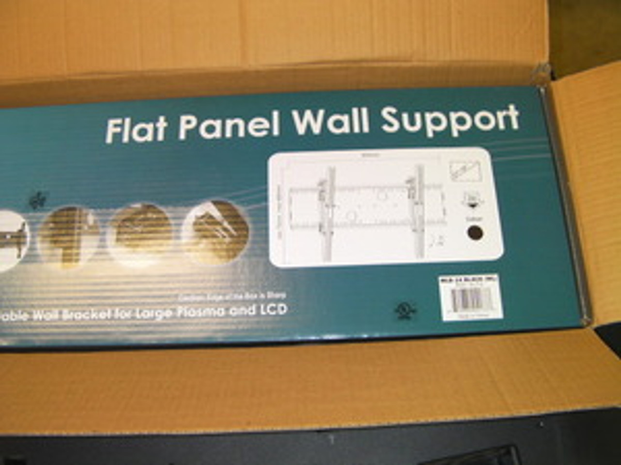 FLAT PANEL WALL MOUNT