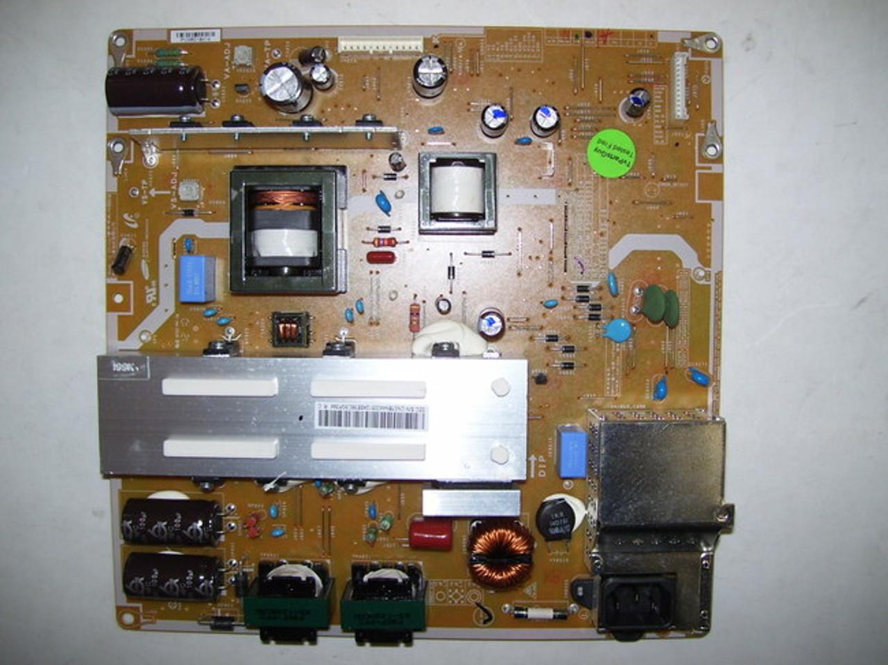 "This Samsung BN44-00512A|PSPF391501A PSU is used in PN60E535A3F, PN60E530A3F. Part Number: BN44-00512A, Board Number: PSPF391501A. Type: Plasma, Power Supply, 60"""