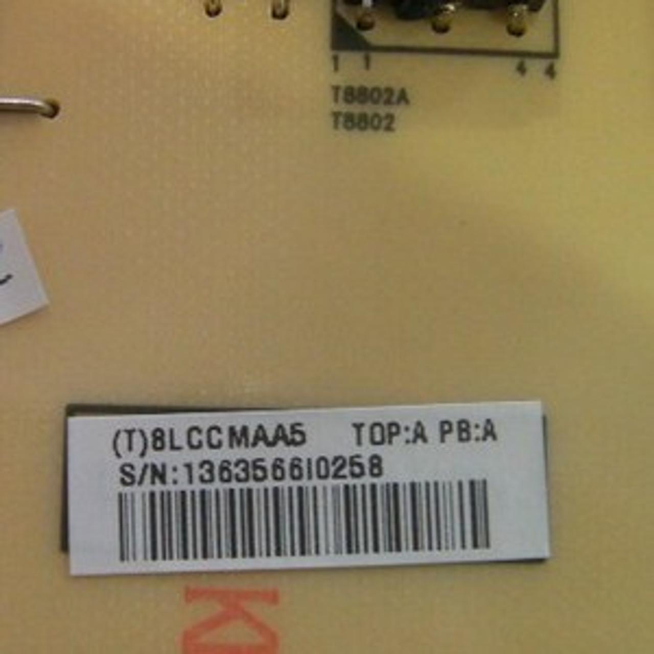 INSIGNIA NS-L32Q-10A INVERTER BOARD 715G3333-1 / INTV8LCCMAA5