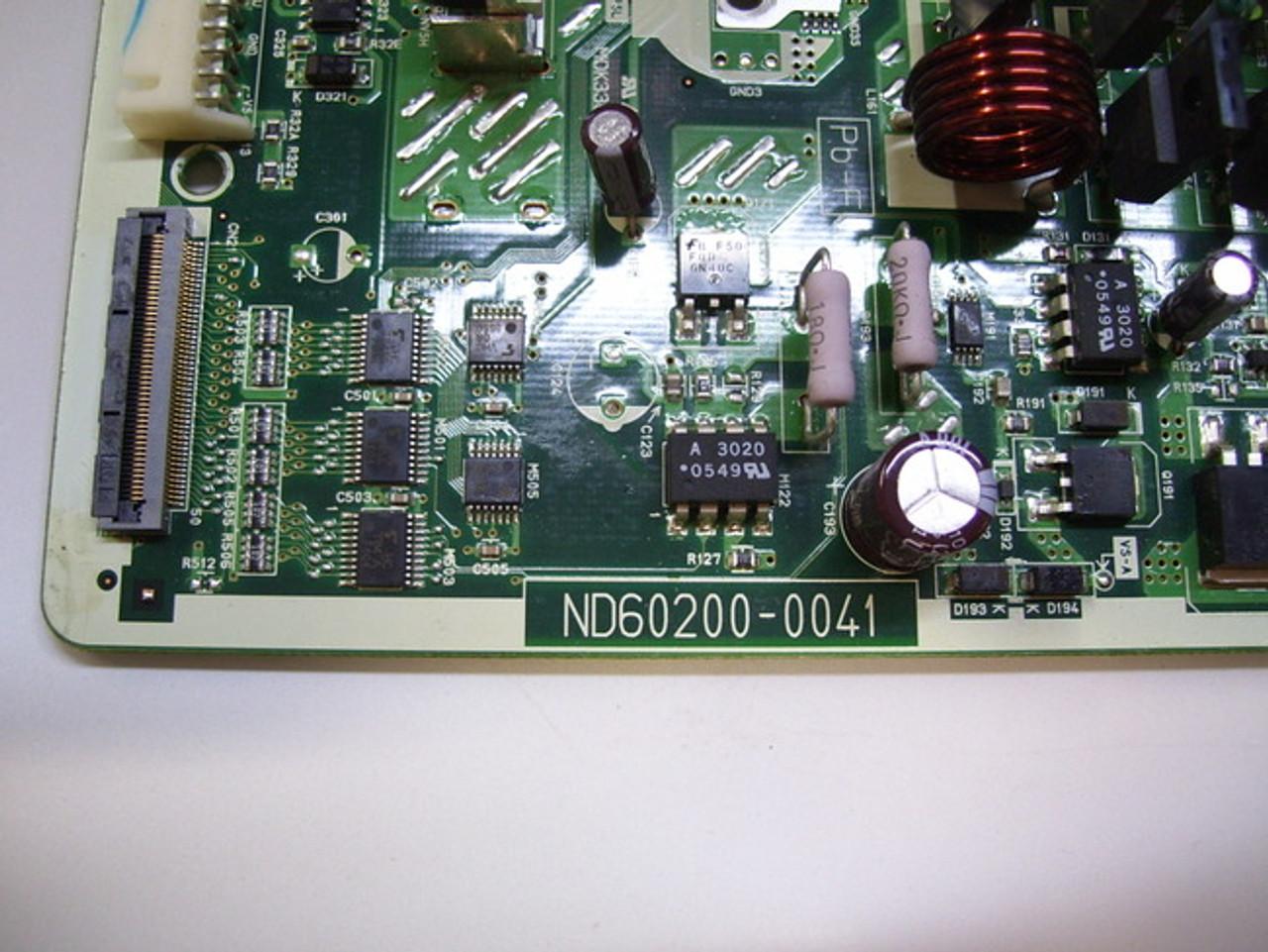 Hitachi 42HDS69 X-Sustain board ND60200-0041