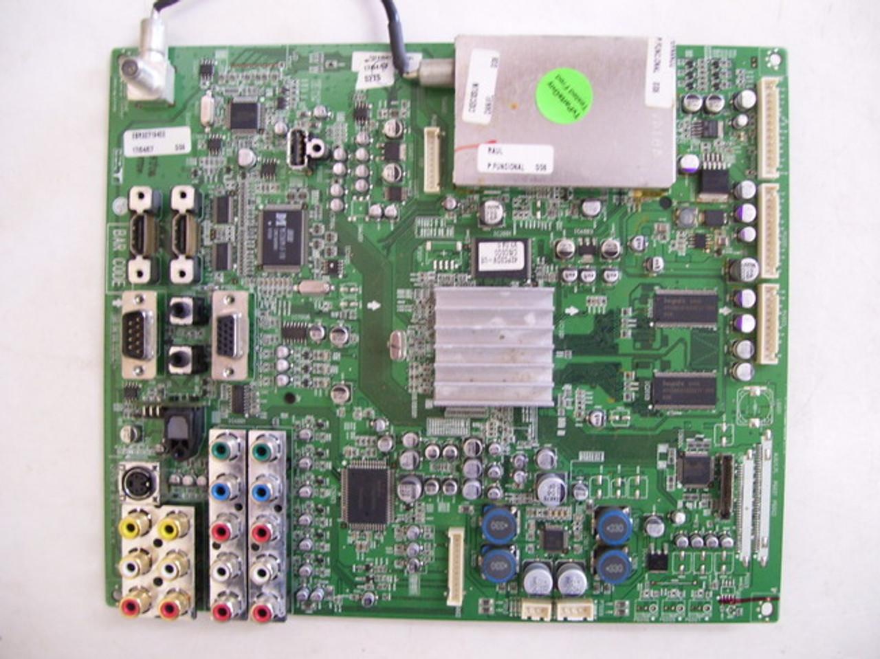 LG 42PC3DV-UE MAIN BOARD 68709M0734E / EBR32719402