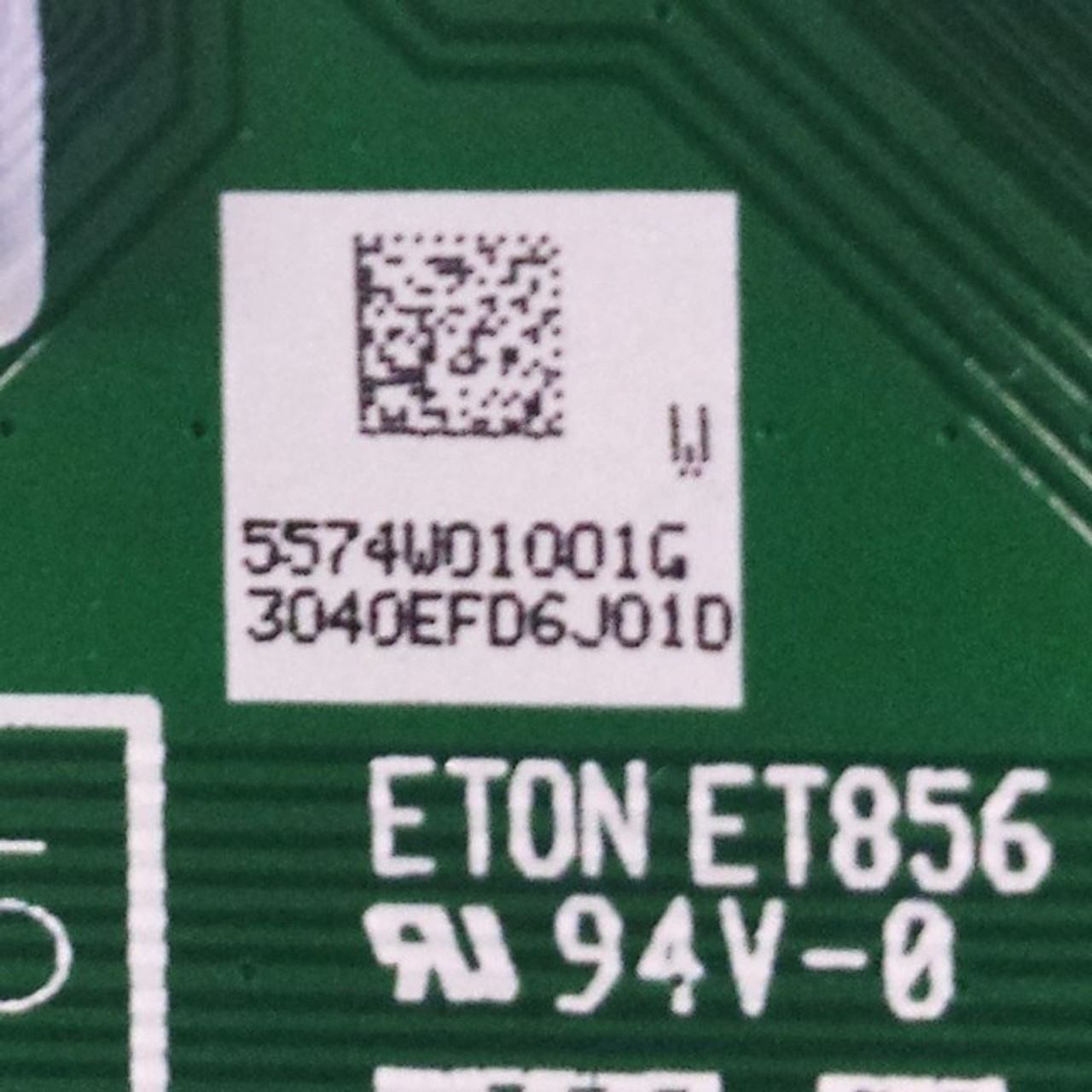 VIZIO, E502AR, MAIN BOARD, 55.74W01.001G, 48.74N02.011