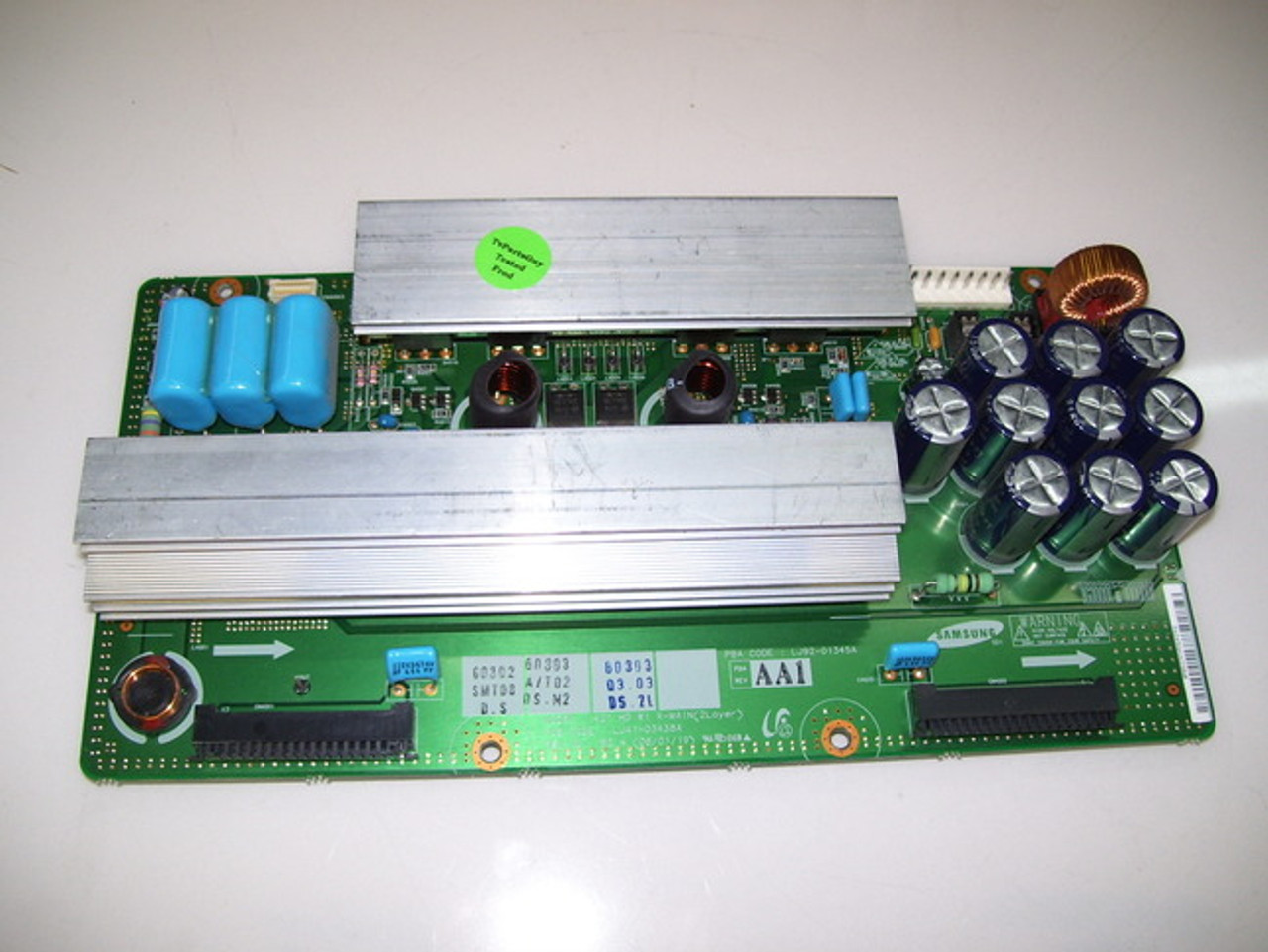 """Samsung 42/"""" HD W1 LJ41-03438A   LJ92-01345A X-Sus Board"""