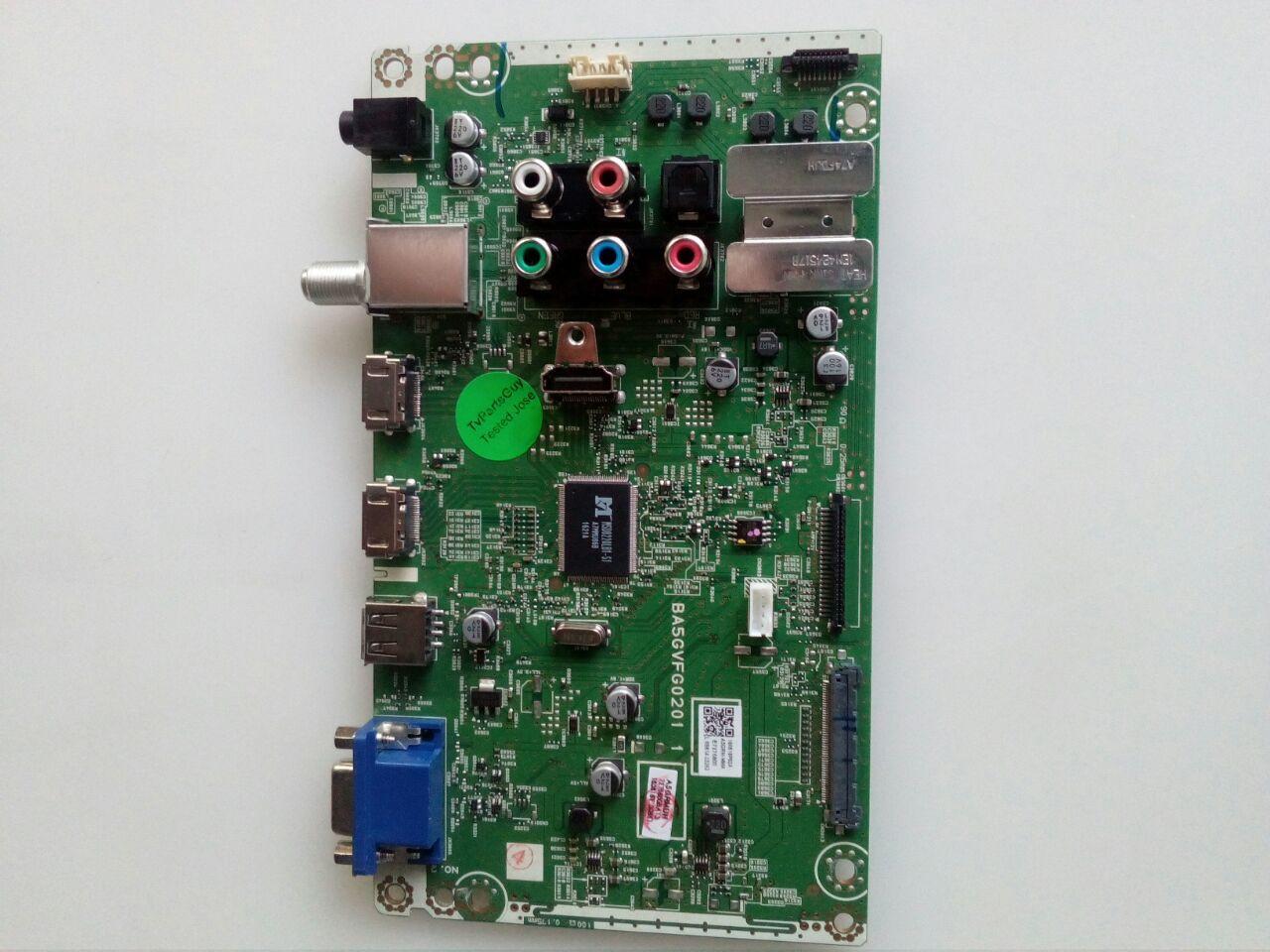 "TV LED 55 "", SANYO, FW55D25F, MAIN BOARD, A5GRMUH, BA5GVFG02011"