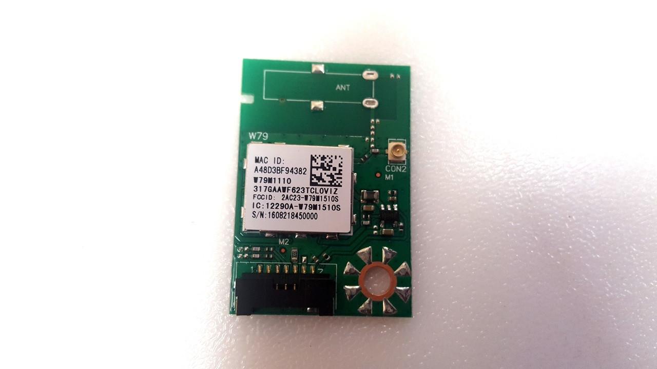 VIZIO D40-D1 WIFI MODULE 317GAAWF623TCL0VIZ / W79M1110