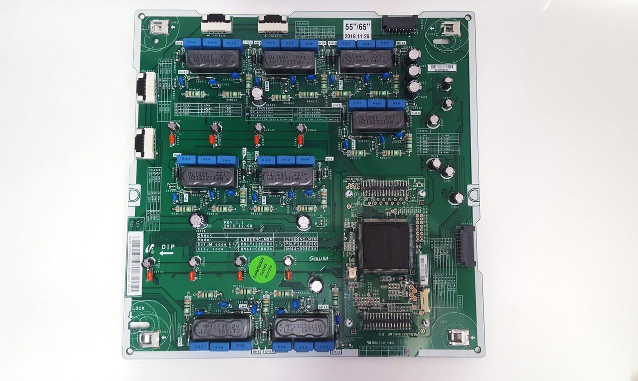 L65E8NA/_MHS Power Supply Board BN44-00901A Model