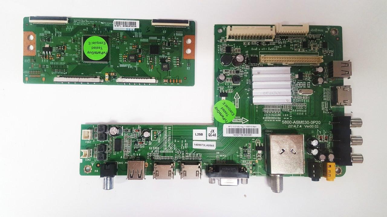lg tv main board 65lb5200-ua 5800-a6m630-0p20 cov32946001