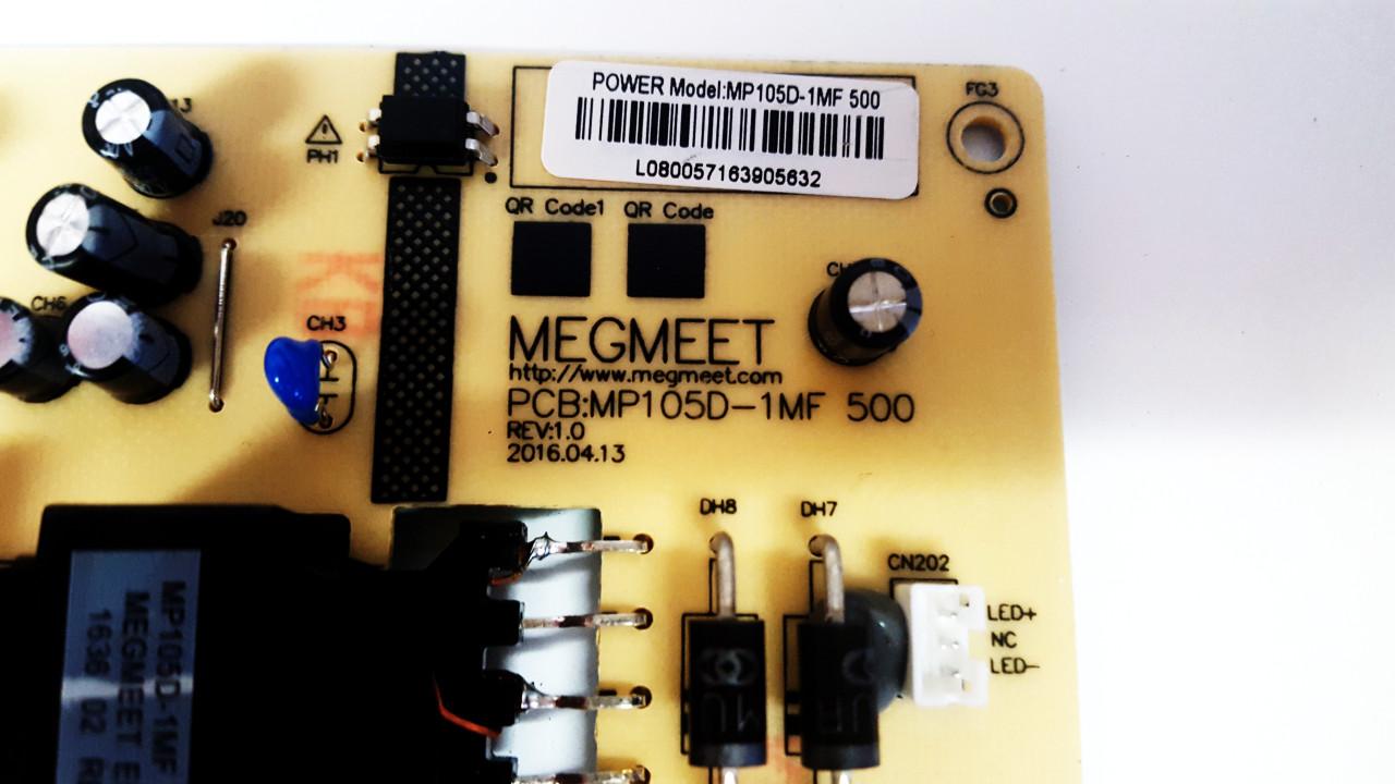 Hitachi 50R5 Power Supply board MP105D-1MF 500