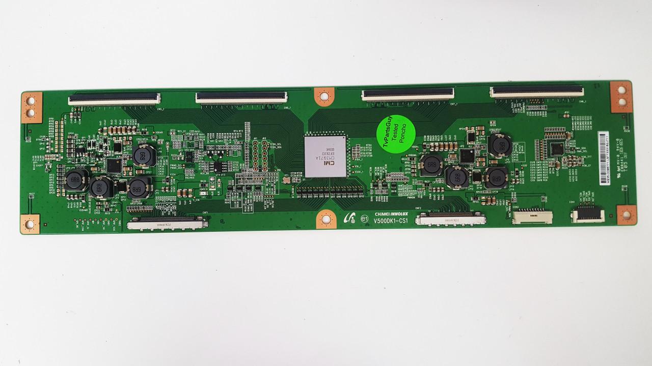 RCA LED65G55R120Q T-Con Board-V500DK1-CS1 Accessories & Supplies ...
