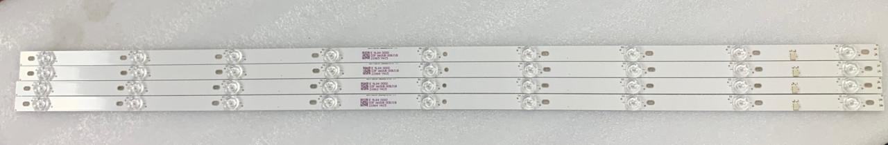 Vizio D50x-G9 LED Light Strips set of 4 LBM500M0901-HV-7