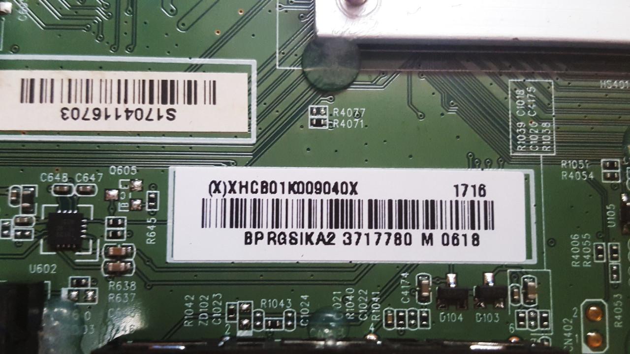 Insignia NS-50DR620NA18 Main board 715G8501-M0E-B00-005T / 756TXHCB01K009