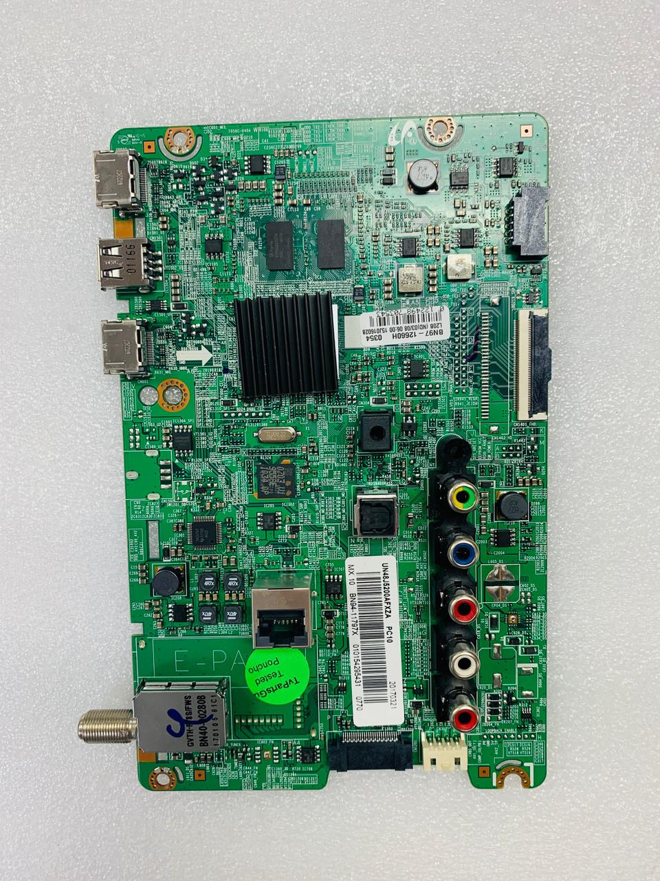 Samsung  UN48J5200AF Main board BN41-02307B / BN97-12660H / BN94-11797X