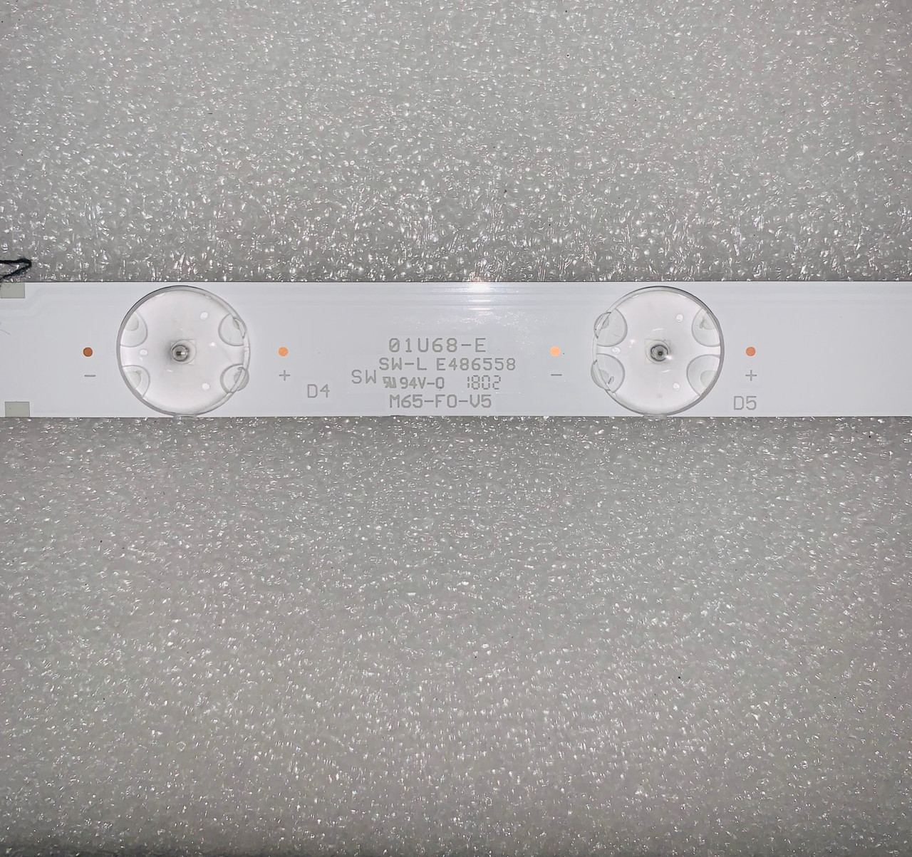 Vizio M65-F0 LED Light Strips set of 20 M65-F0-V5