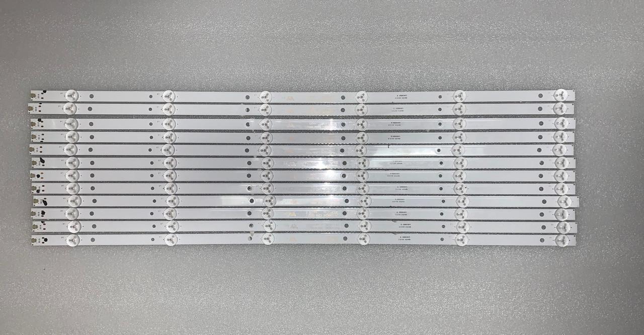 Sceptre W65  LED Light Strips Complete set of 12 DLED65CNC
