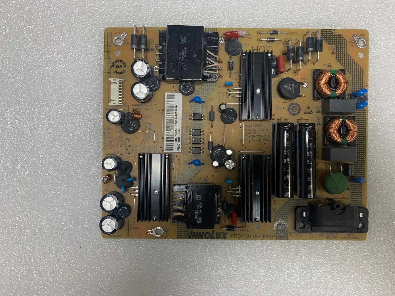 Vizio V405-G9 Power Supply board P400D103DA-MS04