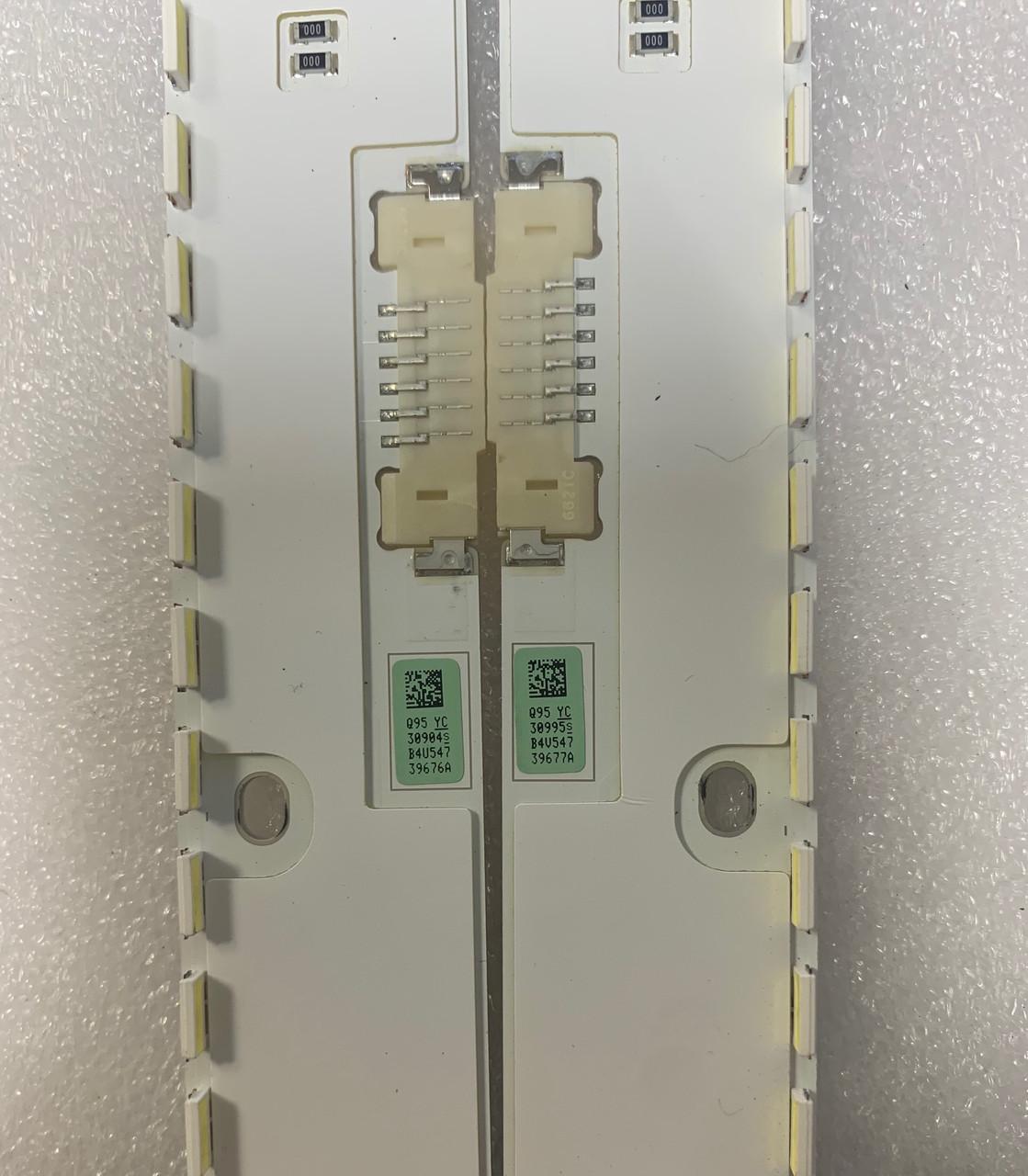 Samsung UN43KU700F LED light Bar set of 2 BN96-39676A & BN96-39677A