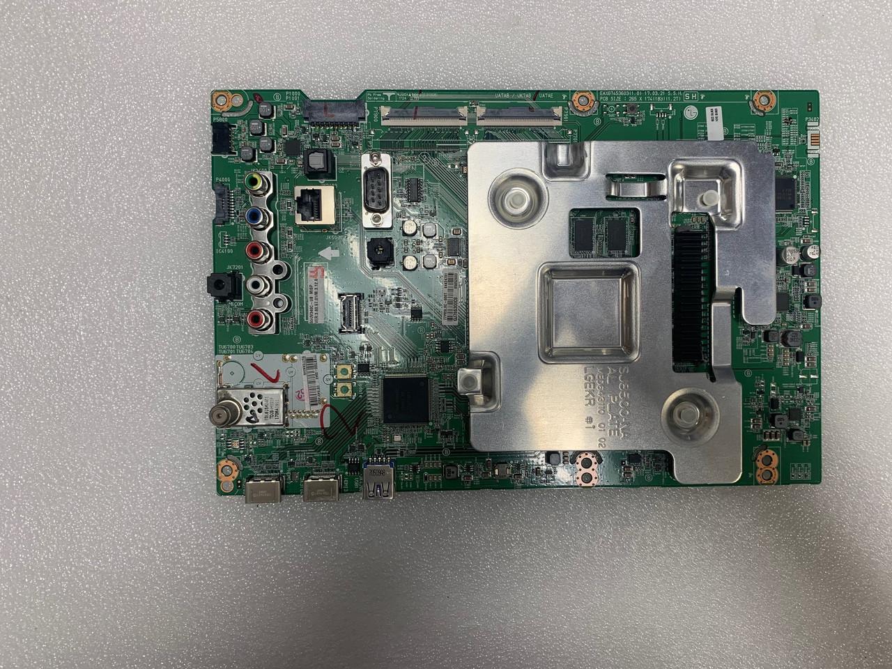LG 55UV340C-UB Main board EAX67453603(1.0) / EBT64914506