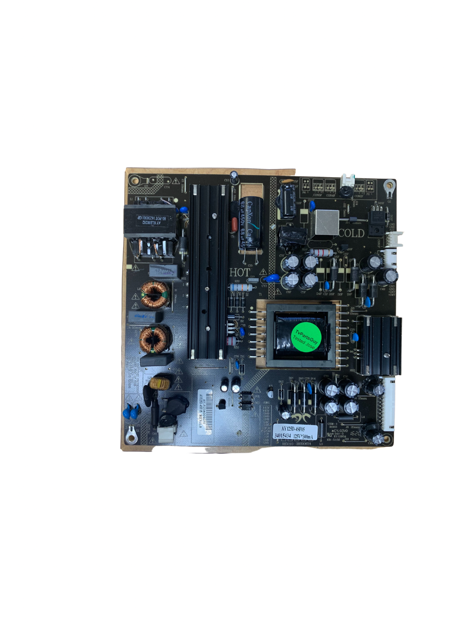 Westinghouse AY125D-4SF05 Power Supply