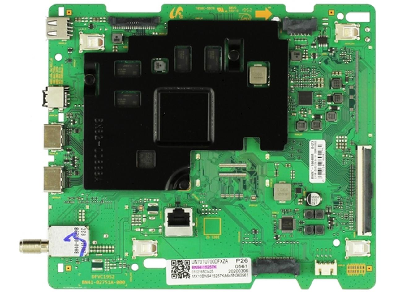 Samsung BN94-15257K Main Board for UN70TU7000FXZA YA01