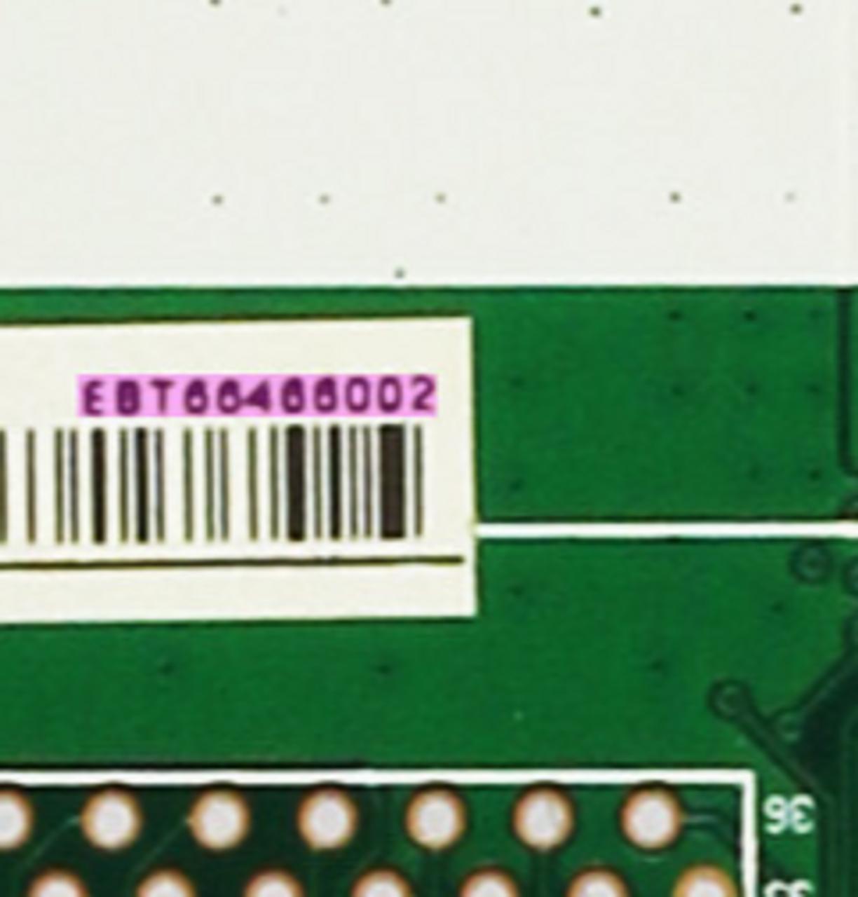 LG EBT66466002 Main Board for 65UN7300AUD.BUSFLKR