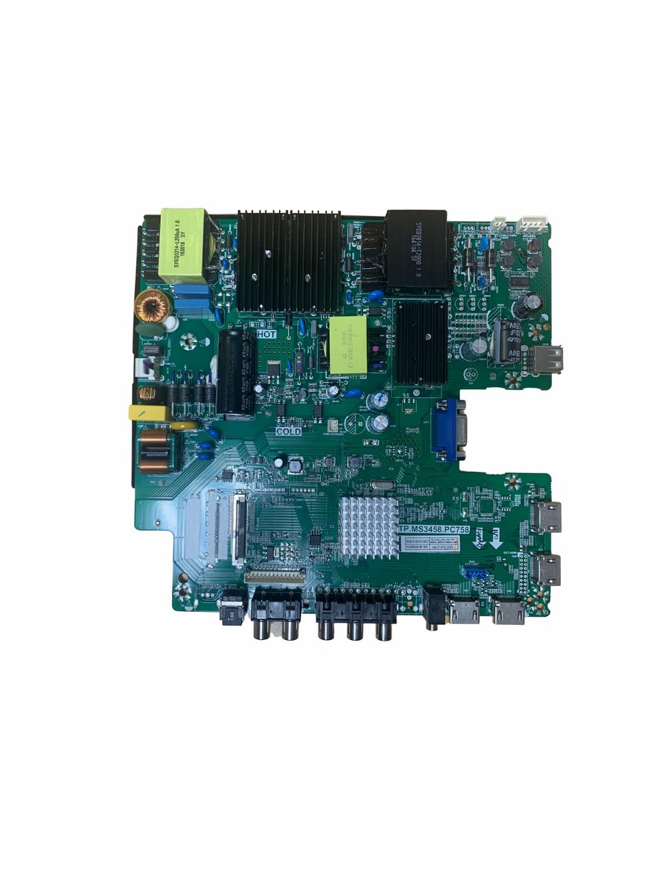 Sceptre U55 PCIV58CE Main board TP.MS3458.PC758 / A16090230
