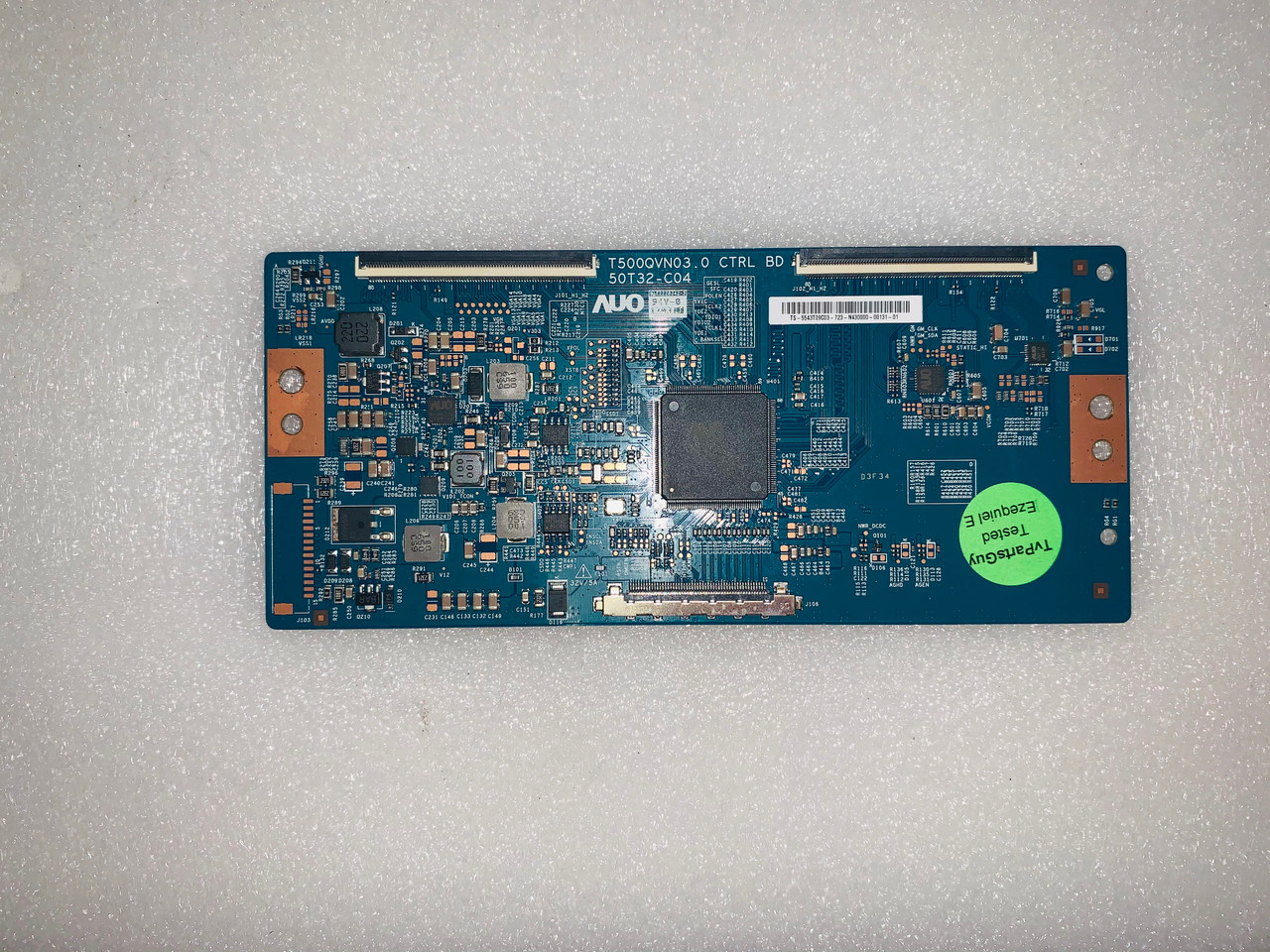Westinghouse WD43UB4530 Tcon board T500QVN03.0 / 55.43T09.C01