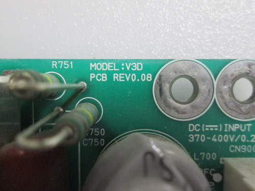 DELL W4200ED SUB POWER SUPPLY V3D / LJ44-00097A