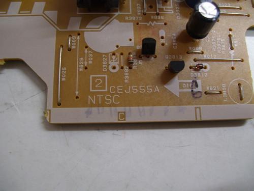 SANSUI HDLCD3212C POWER SUPPLY BOARD CEJ555A (VER: 1)