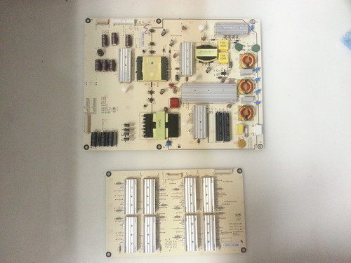 VIZIO MODEL KIT M601D-A3 BEGINNING WITH SERIAL#: LFTROWAP