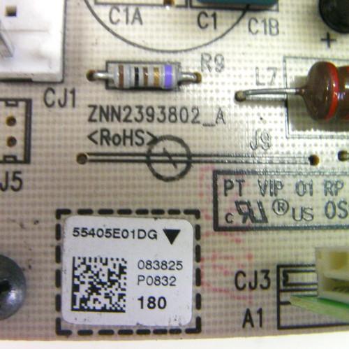 MITSUBISHI LAMP BALLAST ZNN2393802_A