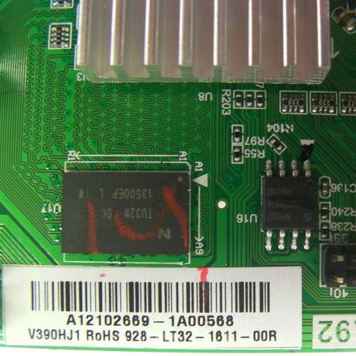 COBY LEDTV2916 MAIN BOARD T.RSC8.92 / A12102669