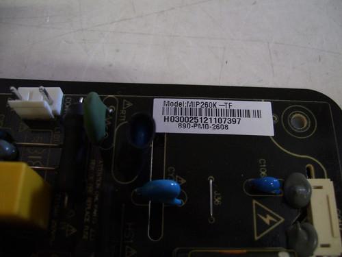 WESTINGHOUSE CW26S3CW POWER SUPPLY BOARD MIP260K-HA / MIP260K-TF
