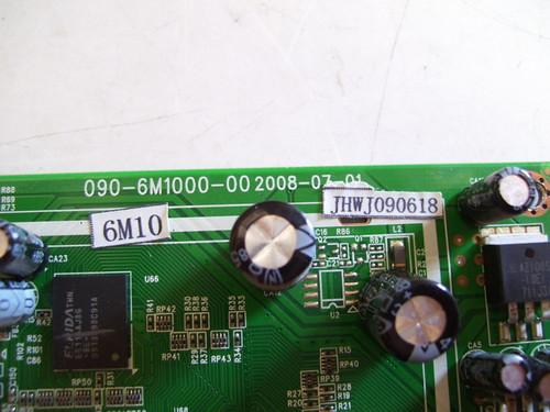 MEGA DL47DM23U PC BOARD 090-6M1000-002008-07-01 / JHWJ090618