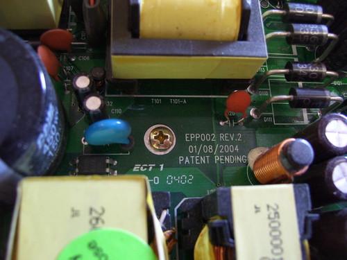SYNTAX LT30HV POWER SUPPLY BOARD EPP002