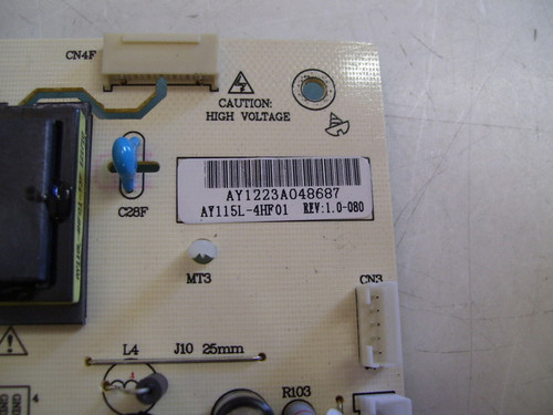 Aoyuan / PROSCAN PLCDV3213A POWER SUPPLY BOARD 3BS0035314 / AY115L-4HF01