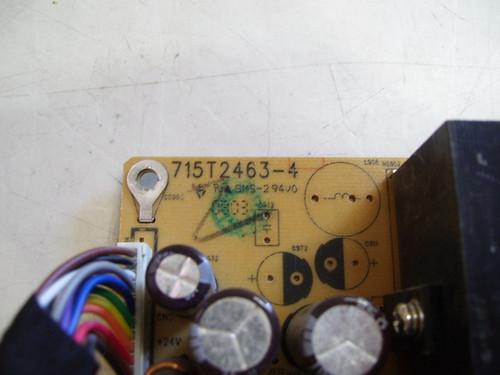 ENVISION L32W761 POWER SUPPLY BOARD 715T2463-4 / ADPC24200E4P