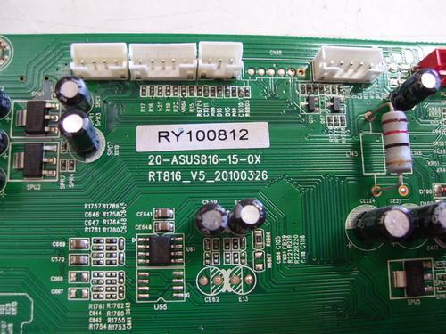 SEIKI LC-40G81 MAIN BOARD 20-ASUS816-15-0X / 1.B.08.030000482
