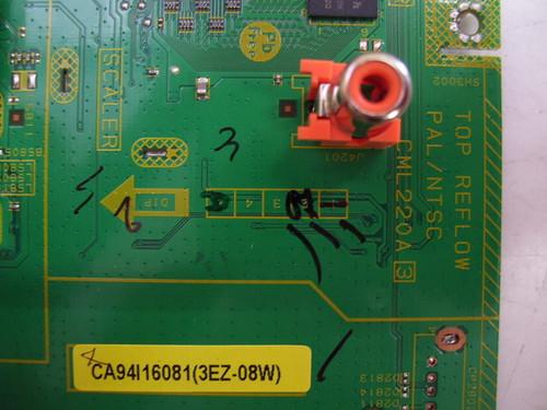 SANSUI HDLCD185W DIGITAL BOARD CML220A / CA94I16081