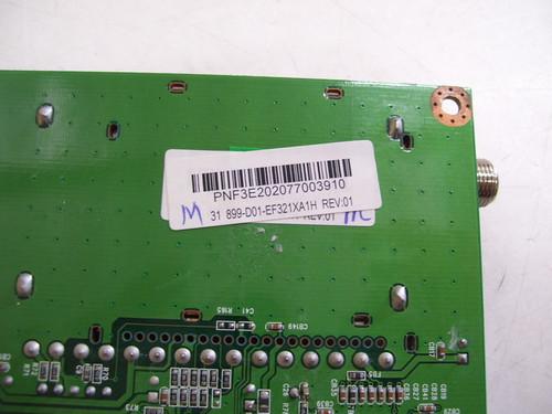 MAG 3200 TUNER BOARD 200-107-JK371CBH / 899-D01-EF321XA1H