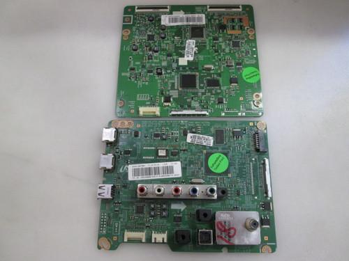 Samsung UN55EH6000FXZA Main Board BN94-05758H