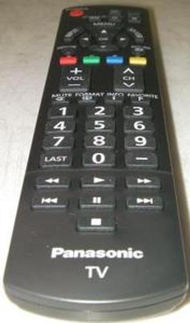 PANASONIC REMOTE CONTROL PART# N2QAYB000706